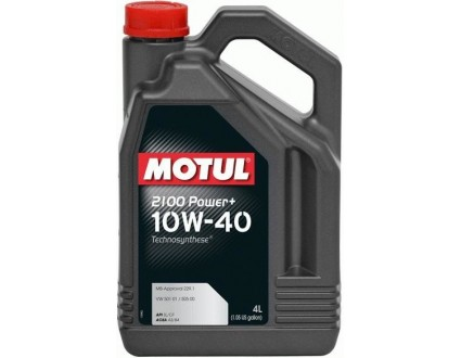 Motul 2100 Power + 10w40 4л.
